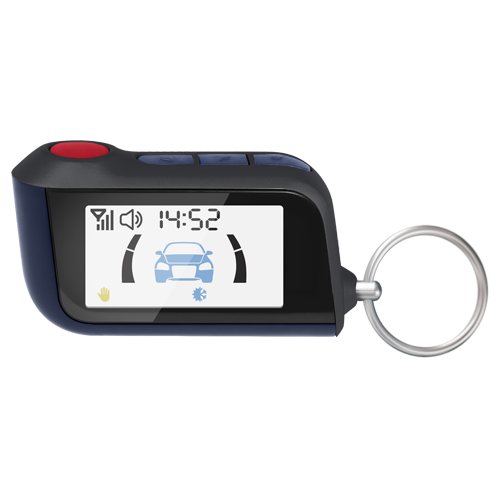 StarLine A96 2CAN+2LIN GSM GPS Охранно-телематический комплекс